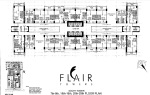Flair Towers South Tower 7th 8th 18th 19th 28th 29th Floor Plan